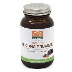 Mattisson Mucuna Pruriens supplement Inuk