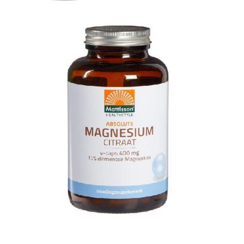Magnesiumcitraat 400